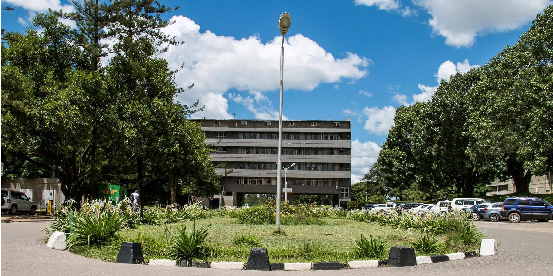 UNZA Campus view