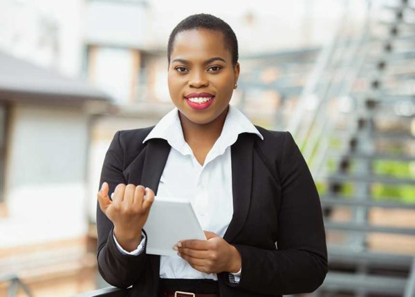 What PhD Programme is Right For me? female student smiling