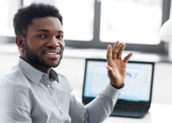 Best PhD Courses to Study in Zambia male student smiling